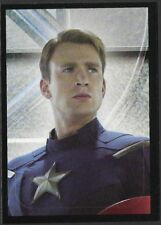 MARVEL - THE AVENGERS - STICKER COLLECTION - No 23 - CAPTAIN AMERICA - By PANINI