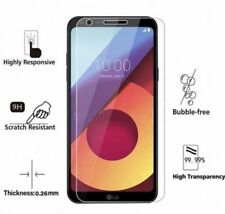 High Quality Clear Transparent Tempered Glass Screen Protector for LG Q6 M700