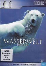 Wasserwelt der Tiere DVD + 3 spannende und interessante Dokumentationen 165 Min.