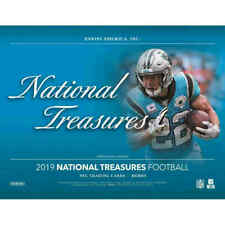 Barry Sanders 2019 NATIONAL TREASURES FOOTBALL 12 BOX 3 CASE PLAYER BREAK