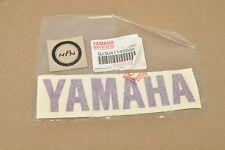 NOS Yamaha Wave Venture WVT700 Raider RA700 RA760 Graphic Emblem Decal Sticker