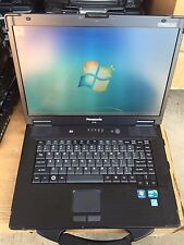 Panasonic CF-52 Toughbook Rugged Laptop Core i5 2.4Ghz 4gb 500gb CF-52PFPBE1M