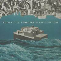 MOTION CITY SOUNDTRACK Panic Stations (2015) US vinyl LP + MP3 card NEW/SEALED