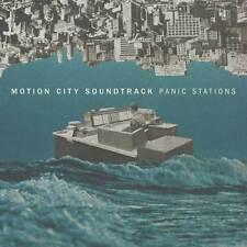 MOTION CITY SOUNDTRACK Panic Stations 2015 US vinyl LP + MP3 card NEW/SEALED