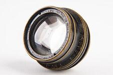Bausch & Lomb Tessar Series IIb 4x5 Inch f/6.3 Large Format Lens V18