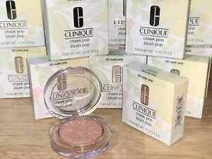 Clinique Cheek Pop Blush Pop 05 Nude Pop BNIB Qty 1