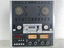 """Studer A810 MKII VU (2-Track) Tonbandgerät / Tape Recorder """"DEFEKT"""""""