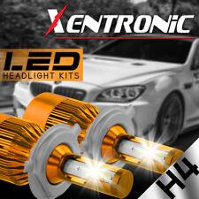 120W 12800lm 4 Sides LED Headlight Kit H4 HB2 9003 Hi/low beams HID 5000K Bulbs
