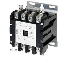 40 AMP 4 POLE DEFINITE PURPOSE CONTACTOR 120V Lighting Heating Refrigeration AC