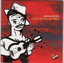BRAHMA PRESENTS NOVA MÚSICA DO BRASIL - PROMO CD (2007) MUNHOZ, CAIO MARQUES ETC