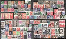 Timbres France neufs - Beau lot divers.