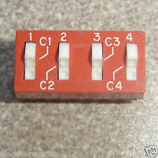 Grayhill Dip Switch 4 position