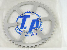 "T.A. Chainring 48T 80 Bcd Vintage Road Racing Bicycle 3/32"" NOS"