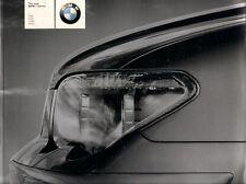 BMW 7-Series E65 2002 UK Market Sales Brochure 735i 745i 735iL 745iL