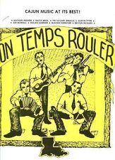 BON TEMPS ROULER cajun music at its best EX LP USA 1981