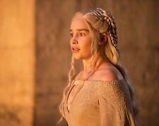 Emilia Clarke 8x10  Photo #67 Game of Thrones