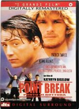 Dvd Point Break di Kathryn Bigelow 1991 Usato