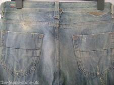 Diesel Distressed Jeans Men's 34L Tapered
