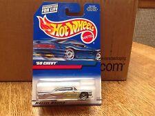 Hot Wheels Hotwheels # 116  59 Chevy