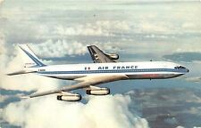 B57197 airplains avions Air France Boeing 707