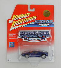 """Johnny Lightning MUSCLE CARS #55 2005 Ford GT """"I"""""""