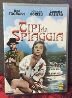 Tipi Da Spiaggia DVD Nuovo Sigillato Ugo Tognazzi Johnny Morelli L. Masiero