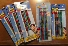 Set of 28 Pencils Disney Toy Story Nip! 5 new packs