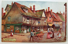 POSTCARD Picturesque Essex, The Friars Chelmsford; Tuck Oilette; Postmark 1906