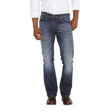 NWT! Levi's® Men's 527 Slim Bootcut Fit Jeans - 0489 Wave Allusions 34x32