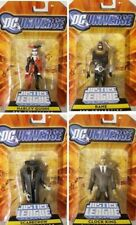 DC Justice League Unlimited Bane Harley Quinn Clock King Scarecrow Batman Rouges