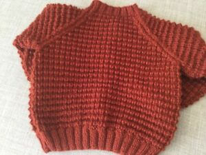 hand knitted baby cardigans 12months
