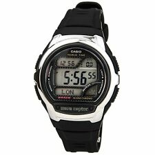 Casio Men's Watch Waveceptor Illuminator Digital Dial Resin Strap WV58A-1A