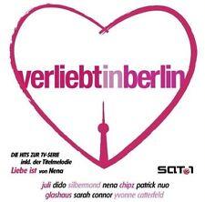 Verliebt in Berlin (2005, SAT.1) Nena, Silbermond, Ich & Ich, Juli, Lukas.. [CD]