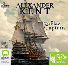 The Flag Captain by Alexander Kent (CD-Extra, 2017)