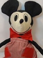 Antique Handmade Mickey Mouse 1930's