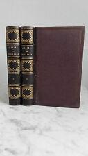 L'abbé J. Gaume - Les Trois Rome - Tome 3 & 4 - 1848 - Editeur Gaume