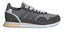 Adidas Core señores calzado informal cortos 8k 2020 gris