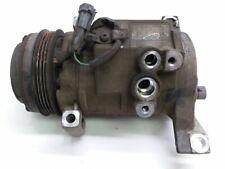 2000 01 02 Sierra Silverado 1500 2500 AC A/C Air Compressor 182K OEM