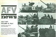 AFV News V12 N4 WW2 German Remote Controlled Machine Gun Mount_Australian Dingo