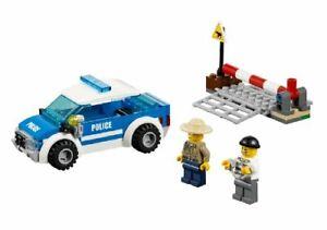 LEGO City 4436 Patrol Car