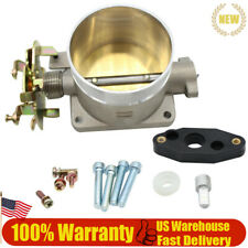 75mm Polished Throttle Body with 2-year Warranty for 96-04 Ford Mustang 4.6L NEW