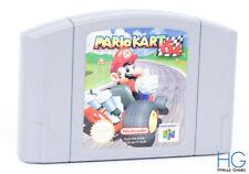 Mario Kart 64 - N64 Nintendo 64 Retro Game Cartridge PAL