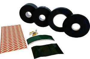 Strong Waterproof Black Adhesive Double Sided Foam Tape Car Trim Plate mirror