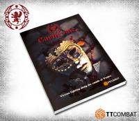 Carnevale BNIB Rulebook TTC-CMGK-ACC-001