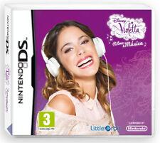 Nintendo DS Region Violetta