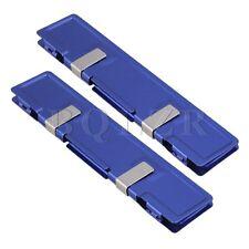 2PCS Blue Computer DDR2 DDR3 SDRAM RAM Memory Cooler Heat Spreader Heatsink