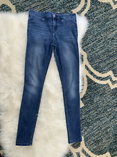 Abercrombie Kids Girls Size 16 Jeans Skinny Blue