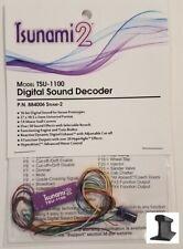 Soundtraxx Tsunami ~ nuevo 2019 ~ 2 ~ TSU-1100 Vapor - 2 ~ ~ 884006 Decodificador de sonido