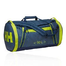 Helly Hansen Unisex HH Duffel Bag 2 90L - Blue Green Sports Outdoors Lightweight