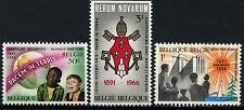 Belgium 1968 SG#1959-61 Papal Encyclical MNH Set #D49177